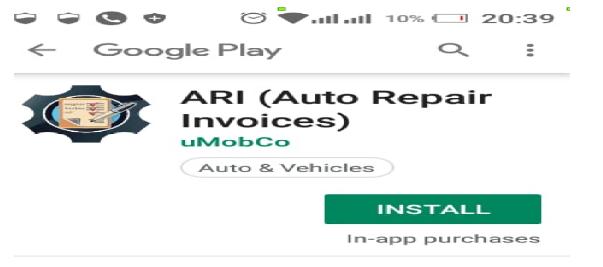 ARI install