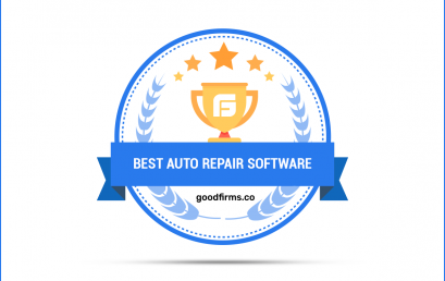 ARI Recognized as the Best Auto Repair Software at GoodFirms