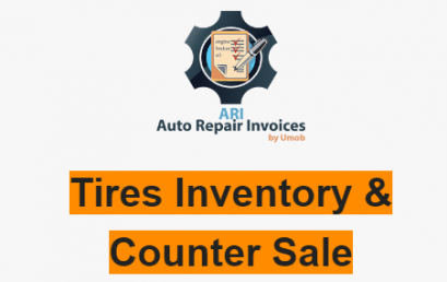 NEW – Tires Inventory