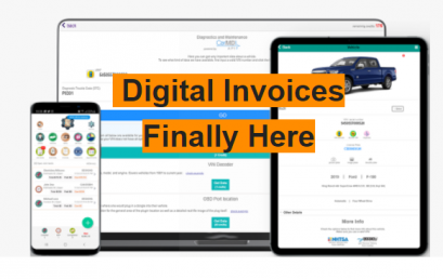 How to send Digital Invoices to your clients!