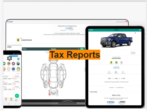 Download Your TAX Report!
